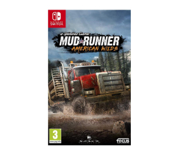 CDP SPINTIRES: MUDRUNNER American Wilds  (3512899120891)