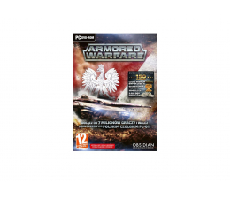 CENEGA Armored Warfare PC (5908305212416)
