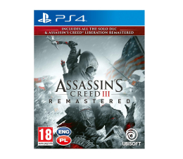 CENEGA Assassin's Creed 3 + Liberation Remaster (3307216111658)