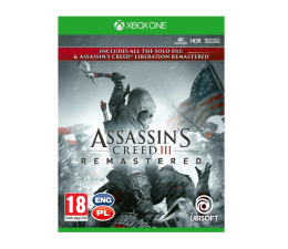 CENEGA Assassin's Creed 3 + Liberation Remaster (3307216111870)