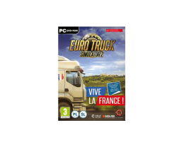 CENEGA EURO TRUCK SIMULATOR FRANCJA Vive La France (5907610753782 / 5908305220213)