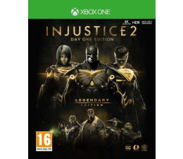 CENEGA INJUSTICE 2: LEGENDARY EDITION (GOTY) STEELBOOK (5051892214254)