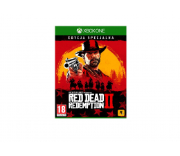 CENEGA Red Dead Redemption 2 - EDYCJA SPECJALNA (5026555360395)