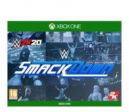 CENEGA WWE 2K20 Collector's Edition (5026555362283)