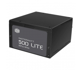 Cooler Master Masterwatt Lite 500W 80 Plus (MPX-5001-ACABW)