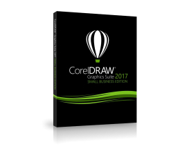 Corel CorelDRAW Graphics Suite 2017 Small Business 3st (CDGS2017CZPLDPSBE)