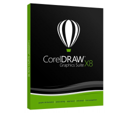Corel CorelDRAW Graphics Suite X8 PL BOX (CDGSX8CZPLDP)