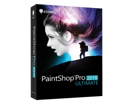 Corel Paint Shop Pro 2018 Ultimate BOX (PSP2018ULMLMBEU)