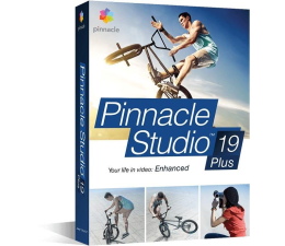 Corel Pinnacle Studio 19 Plus PL/ML DVD BOX (PNST19PLMLEU)