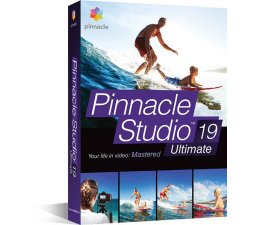 Corel Pinnacle Studio 19 Ultimate PL/ML DVD BOX (PNST19ULMLEU)