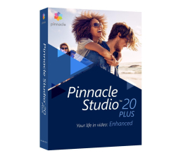 Corel Pinnacle Studio 20 Plus PL/ML DVD BOX (PNST20PLMLEU)