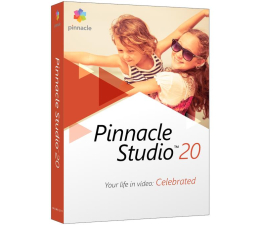 Corel Pinnacle Studio 20 Standard PL/ML DVD BOX  (PNST20STMLEU)