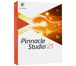 Corel Pinnacle Studio 21 Standard PL/ML DVD BOX (PNST21STMLEU)
