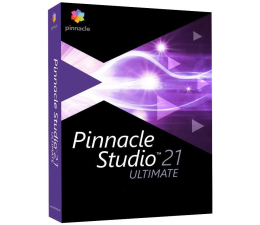 Corel Pinnacle Studio 21 Ultimate PL/ML DVD BOX  (PNST21ULMLEU)