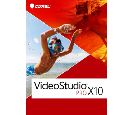 Corel VideoStudio Pro X10 ENG (VSPRX10MLMBEU)