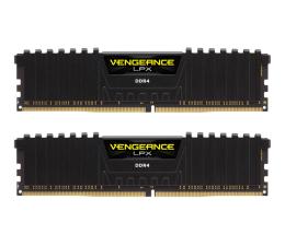 Corsair 16GB 2400MHz Vengeance LPX Black CL16 (2x8GB) (CMK16GX4M2Z2400C16)