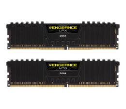 Corsair 16GB 2666MHz Vengeance LPX Black CL16 (2x8GB) (CMK16GX4M2A2666C16)