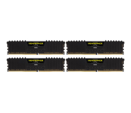 Corsair 32GB 2400MHz Vengeance LPX CL14 (4x8GB) (CMK32GX4M4A2400C14)