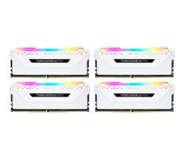 Corsair 32GB 3000MHz Vengeance RGB PRO White CL15 (4x8GB)  (CMW32GX4M4C3000C15W)