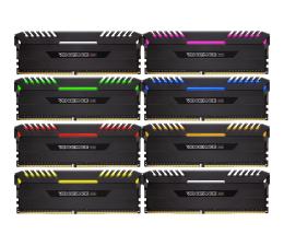 Corsair 64GB 2666MHz Vengeance RGB LED (8x8GB) (CMR64GX4M8A2666C16)