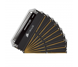 Corsair 64GB 2800MHz Dominator PLATINUM CL14 (8x8192) (CMD64GX4M8B2800C14)