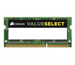 Corsair 8GB 1600MHz 1.5V CL11  (CMSO8GX3M1A1600C11)