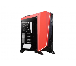 Corsair Carbide Series Spec-Omega Black/Red Smart Case (CC-9011120-WW)