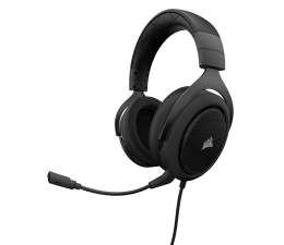 Corsair HS50 Stereo Gaming Headset (czarne) (CA-9011170-EU)