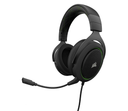 Corsair HS50 Stereo Gaming Headset (zielone) (CA-9011171-EU)
