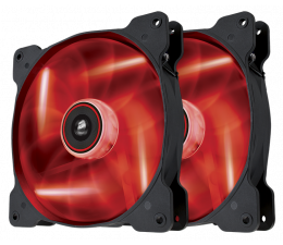 Corsair SP140 LED Twin red (CO-9050034-WW)