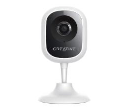 Creative Live! Cam IP HD 720P WiFi LED IR (dzień/noc)biała (73VF082000001)