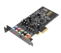Creative Sound Blaster Audigy FX (PCI-E) (70SB157000000)