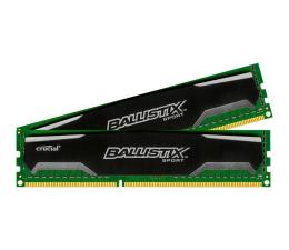 Crucial 16GB 1600MHz Ballistix Sport CL9 (2x8192) (BLS2CP8G3D1609DS1S00CEU)
