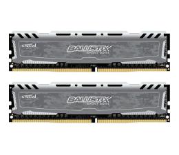Crucial 16GB 2400MHz Ballistix Sport LT Gray CL16 (2x8GB) (BLS2C8G4D240FSBK)