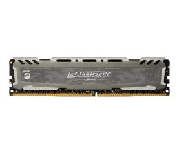 Crucial 8GB 3000MHz Ballistix Sport LT Gray CL15 (BLS8G4D30AESBK)