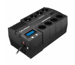 CyberPower UPS BR700ELCD-FR Line-Interactive (700VA/420W) (BR700ELCD-FR)