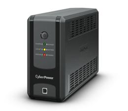 CyberPower UPS UT 850 EG-FR (850VA/425W) (3xFR) (UT850EG-FR)