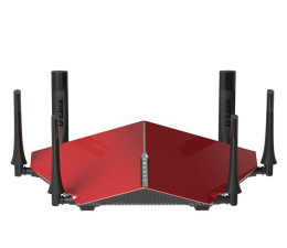 D-Link DIR-890L (802.11a/b/g/n/ac 3200Mb/s) Gigabit 2xUSB (DIR-890L Tri-Band AC)