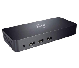 Dell D3100 USB 3.0 - HDMI, DP, Ethernet, USB, Audio (452-BBOT)