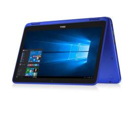 Dell Inspiron 3168 N3710/8GB/256+500/Win10 niebieski (Inspiron0476V-256SSD)
