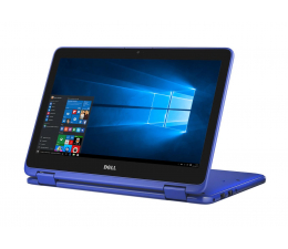 Dell Inspiron 3168 N3710/8GB/500/Win10 niebieski  (Inspiron0476V)