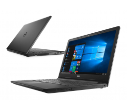 Dell Inspiron 3567 i3-7020U/4GB/240+1000/Win10 R5 R520  (Inspiron0687V-240SSD )