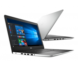 Dell Inspiron 3583 i3-8145U/8GB/256+1TB/Win10 Srebrny  (Inspiron0788V-256SSD M.2 PCie )