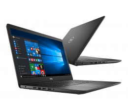 Dell Inspiron 3781 i3-7020U/8GB/480+1TB/Win10 Czarny  (Inspiron0731V-480SSD M.2 )