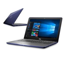 Dell Inspiron 5567 i3-6006U/4GB/256/Win10 R7 FHD nieb. (Inspiron0554V-256SSD)