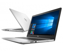 Dell Inspiron 5770 i3-7020U/4GB/1000/Win10 R530 srebrny (Inspiron0665V)
