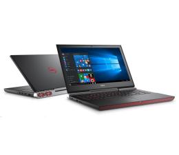 Dell Inspiron 7567 i7-7700/16G/275+1000/10Pro GTX1050Ti (Inspiron0533X-275SSD M.2 )