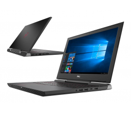 Dell Inspiron 7577 i7-7700/16G/256+1000/Win10 GTX1060 (Inspiron0573V-256SSD M.2)