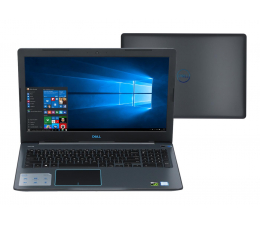 Dell Inspiron G3 i7-8750H/16GB/256/Win10 GTX1050Ti  (Inspiron0637V (Inspiron 3579) )