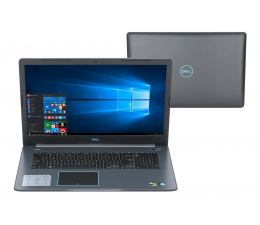 Dell Inspiron G3 i7-8750H/32GB/256+2000/10Pro GTX1060  (Inspiron0644X (Inspiron 3779) )